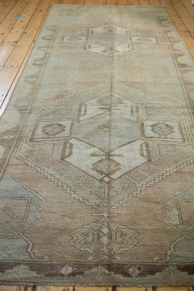 4.5x11 Distressed Oushak Runner - Old New House