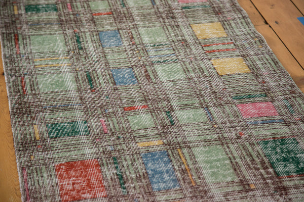 3x10 Distressed Oushak Runner - Old New House