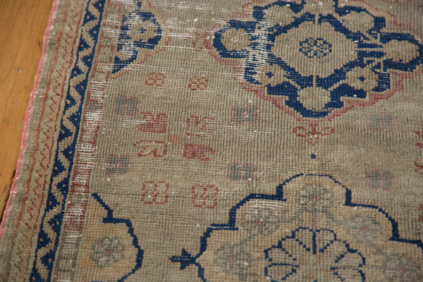 3x6.5 Distressed Oushak Runner - Old New House