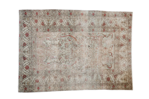 3.5x5 Distressed Kaisery Rug - Old New House
