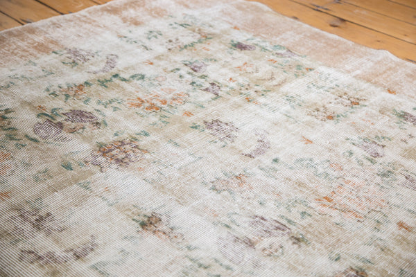 Distressed Oushak Carpet / Item ee001654 image 2