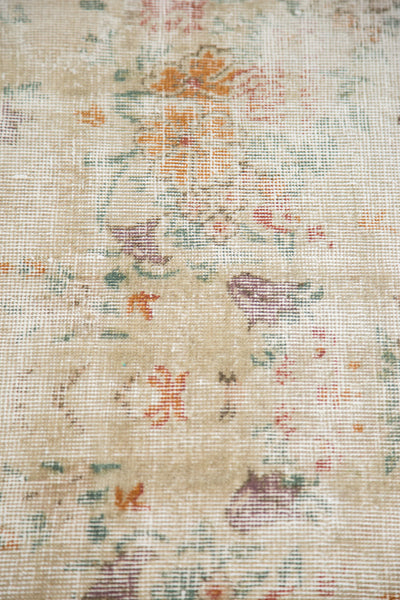 Distressed Oushak Carpet / Item ee001654 image 6