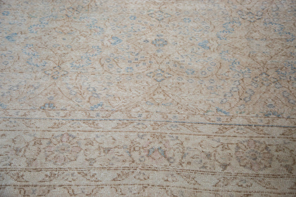 Distressed Oushak Carpet / Item ee001657 image 3