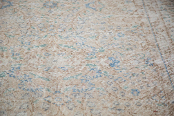 Distressed Oushak Carpet / Item ee001657 image 4