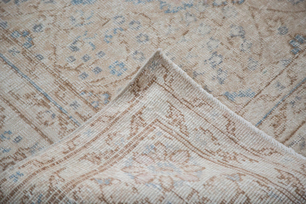 Distressed Oushak Carpet / Item ee001657 image 7