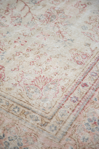 Distressed Oushak Carpet / Item ee001658 image 4