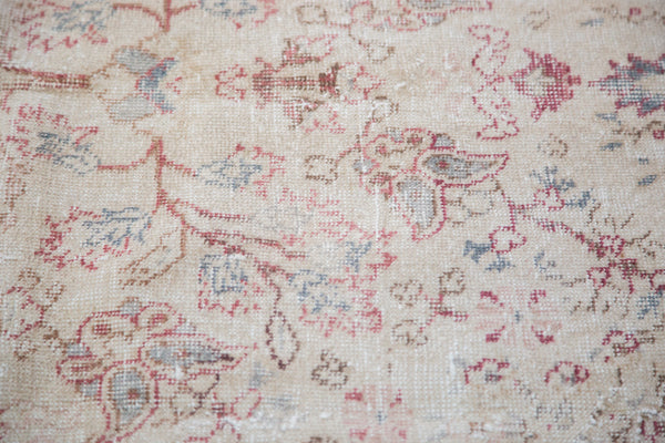 Distressed Oushak Carpet / Item ee001658 image 5