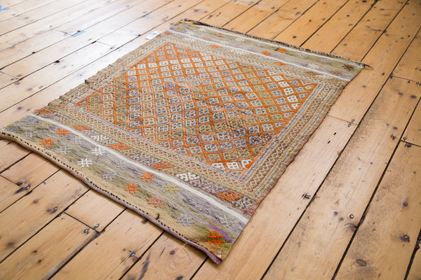 3x4 Distressed Jijim Rug - Old New House
