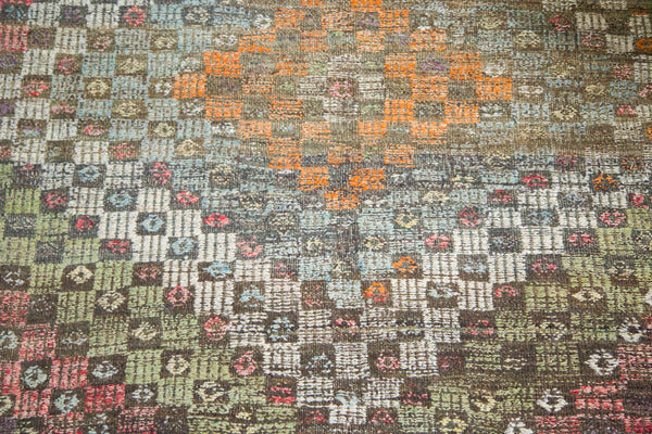5.5x8 Distressed Jijim Carpet - Old New House