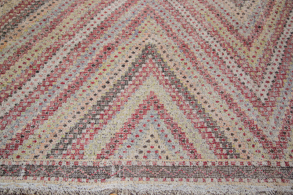 7x8 Vintage Jijim Carpet - Old New House