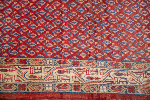 3x4 Vintage Sarouk Rug - Old New House