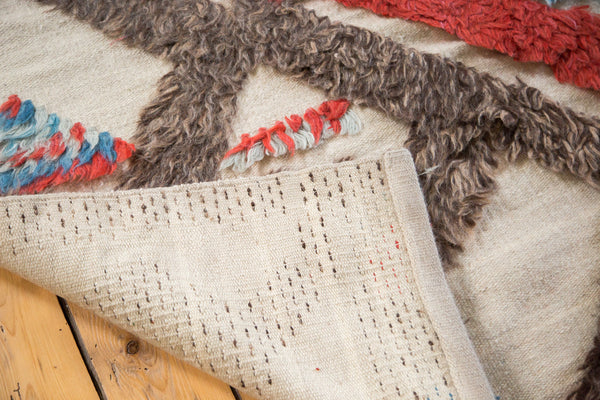 6.5x10 Mixed Weave Carpet - Old New House