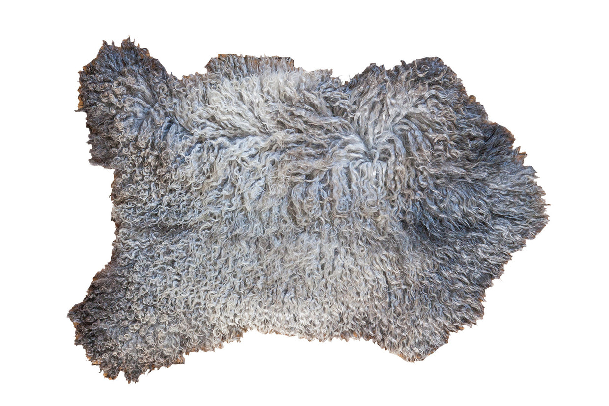 2x3.5 New Angora Throw Rug - Old New House