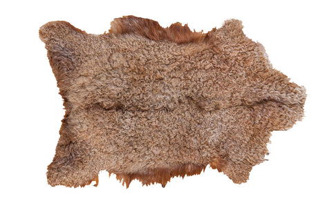 New Angora Throw Rug
