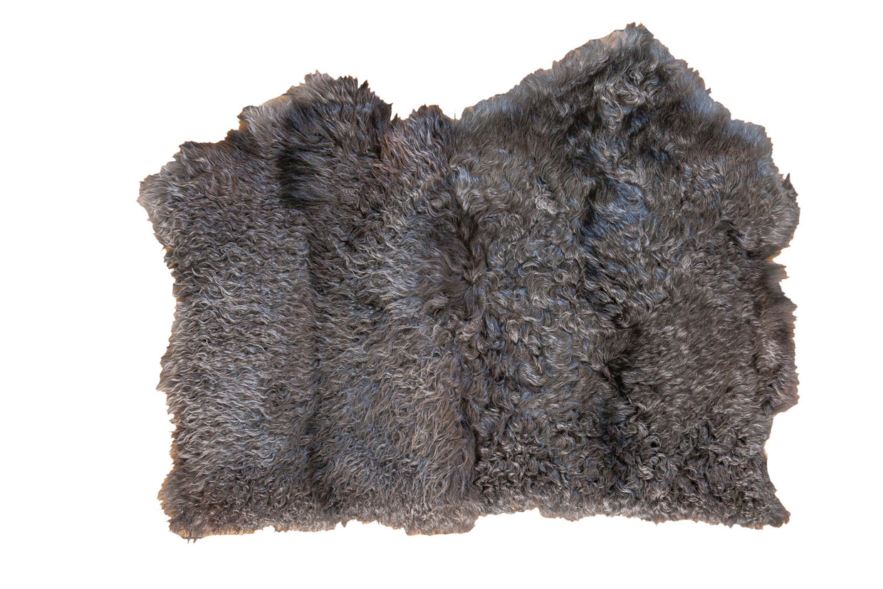 3x4 New Angora Throw Rug - Old New House