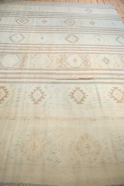 8x11 New Kilim Carpet - Old New House