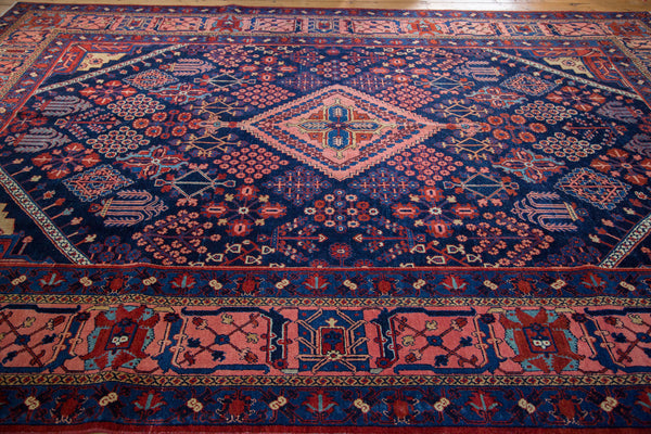 8x11 Vintage Joshegan Carpet - Old New House