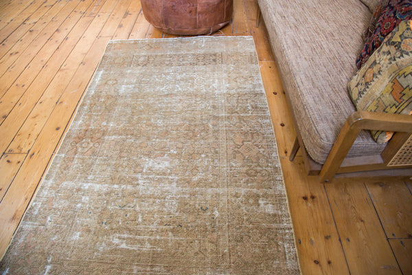 RESERVED 3.5x6.5 Distressed Malayer Rug - Old New House