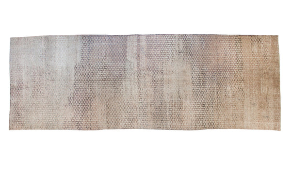 5x14 Distressed Oushak Runner - Old New House