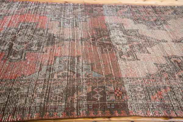 5x12 Distressed Oushak Runner - Old New House