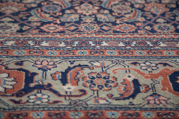 Distressed Tabriz Carpet / Item ee001731 image 6