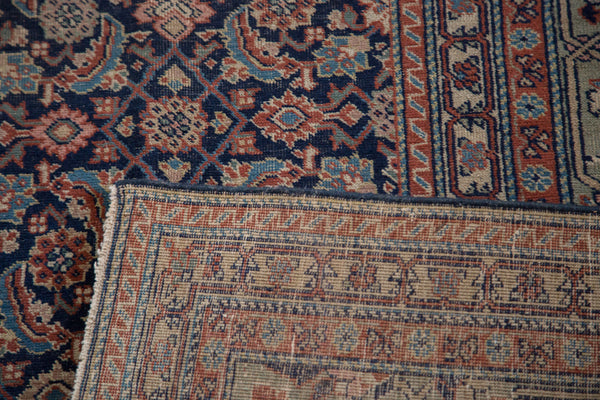 10x12.5 Distressed Tabriz Carpet - Old New House