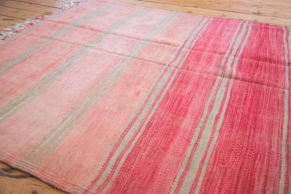 5x10 Vintage Kilim Carpet - Old New House