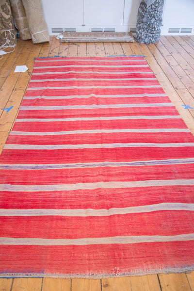 5x10.5 Vintage Kilim Carpet - Old New House