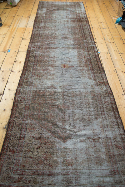 3x13 Distressed Malayer Runner - Old New House