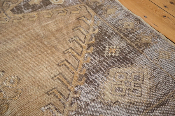 8x11 Distressed Oushak Carpet - Old New House