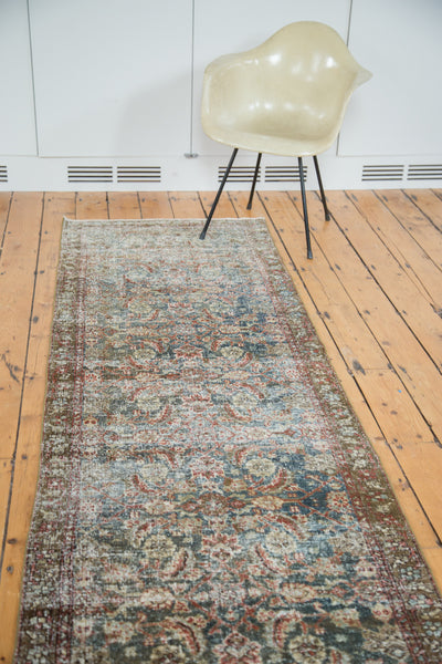 3x12 Vintage Malayer Rug Runner - Old New House