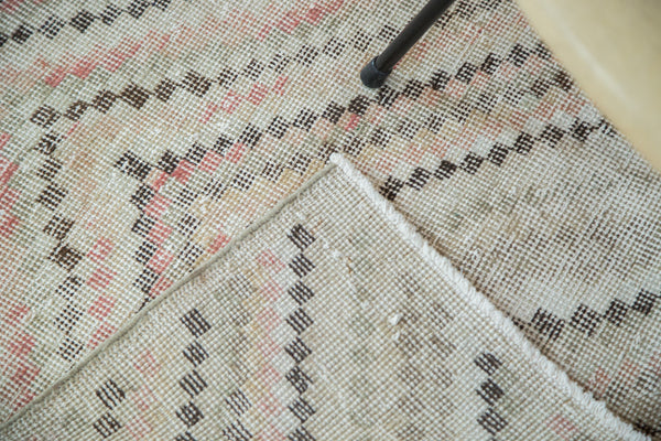 3x6 Distressed Oushak Rug - Old New House