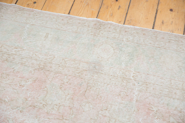 Distressed Oushak Carpet / Item ee001807 image 8
