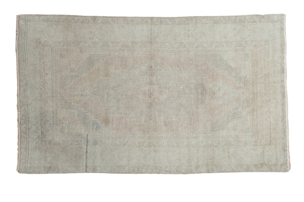 4x7 Distressed Oushak Rug - Old New House
