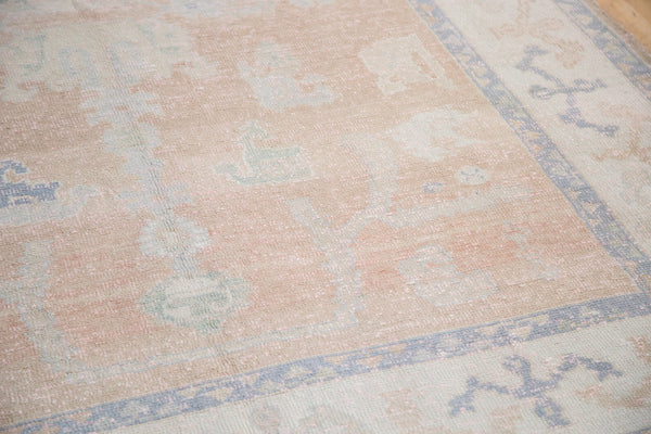 Distressed Oushak Carpet / Item ee001828 image 2