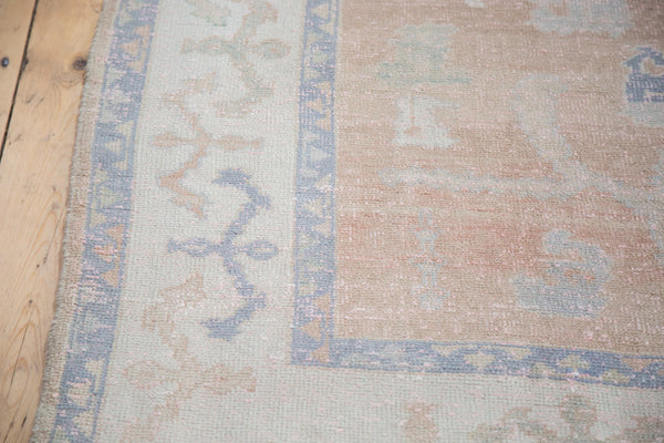 Distressed Oushak Carpet / Item ee001828 image 3