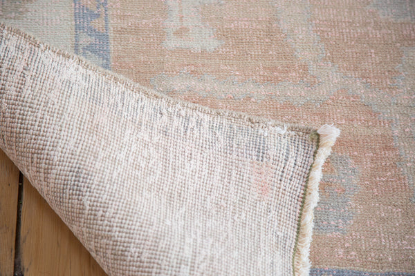 Distressed Oushak Carpet / Item ee001828 image 4