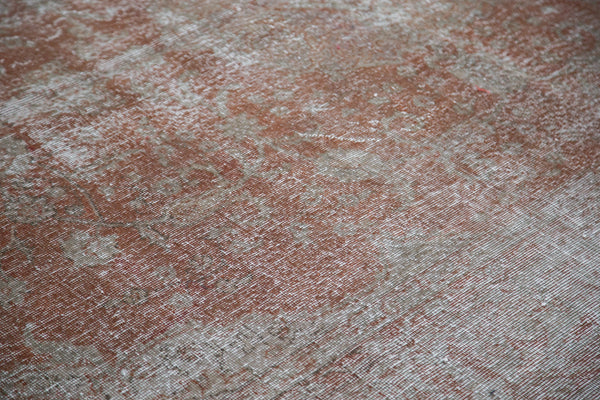 Distressed Oushak Carpet / Item ee001836 image 3
