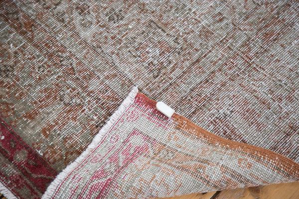 Distressed Oushak Carpet / Item ee001836 image 5