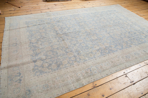 Distressed Oushak Carpet / Item ee001846 image 3