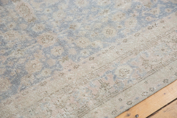Distressed Oushak Carpet / Item ee001846 image 4