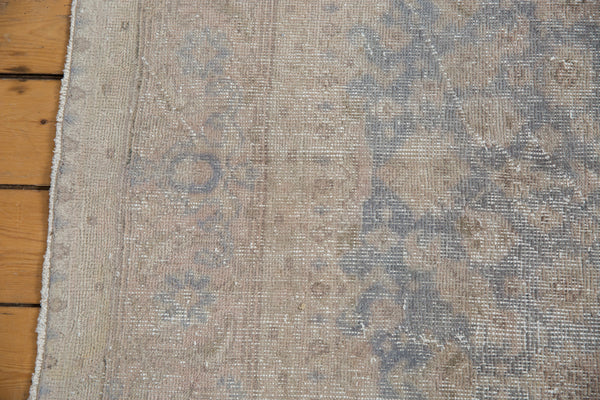 Distressed Oushak Carpet / Item ee001846 image 5