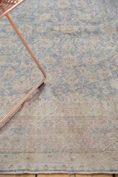 Distressed Oushak Carpet / Item ee001846 image 7