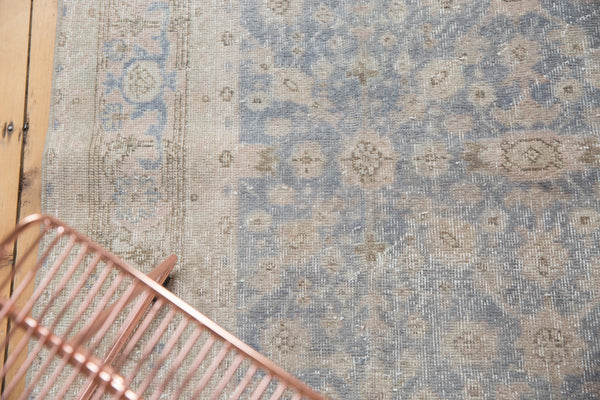 Distressed Oushak Carpet / Item ee001846 image 8