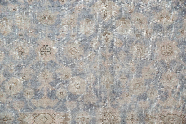 Distressed Oushak Carpet / Item ee001846 image 9