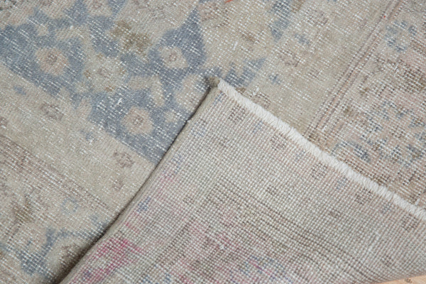 Distressed Oushak Carpet / Item ee001846 image 11