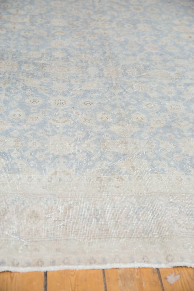Distressed Oushak Carpet / Item ee001846 image 13