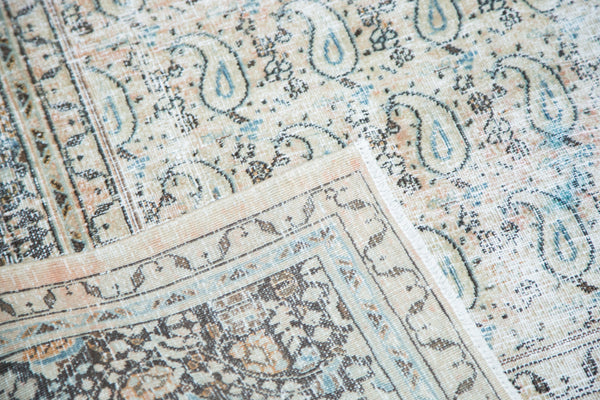 8x11 Distressed Khorassan Carpet - Old New House