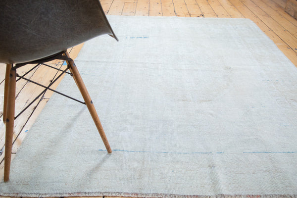 5x7 Distressed Oushak Rug - Old New House