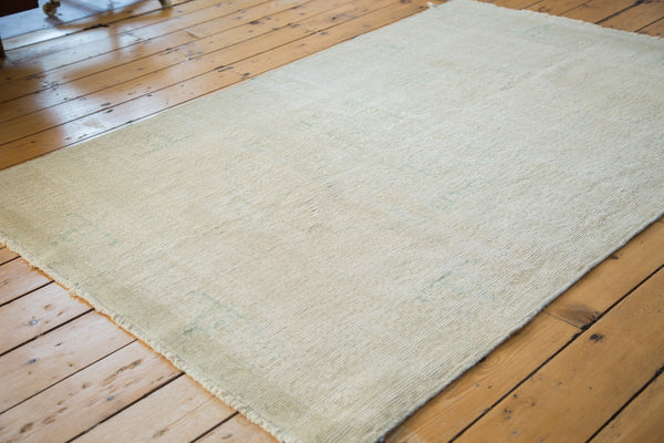 Distressed Oushak Rug / Item ee001862 image 2